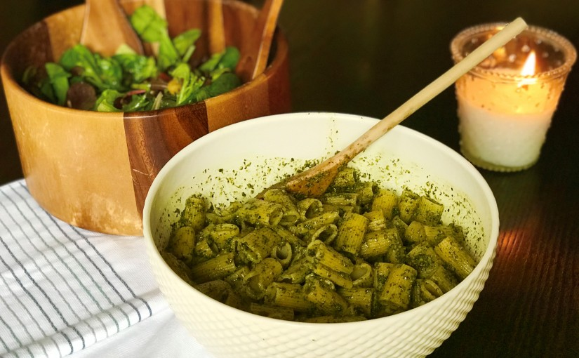 Best Ever Pesto (Vegan)